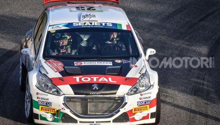 36° Rally Due Valli – Paolo Andreucci deve puntare in alto con la sua Peugeot 208 T16 - Foto 3 di 3