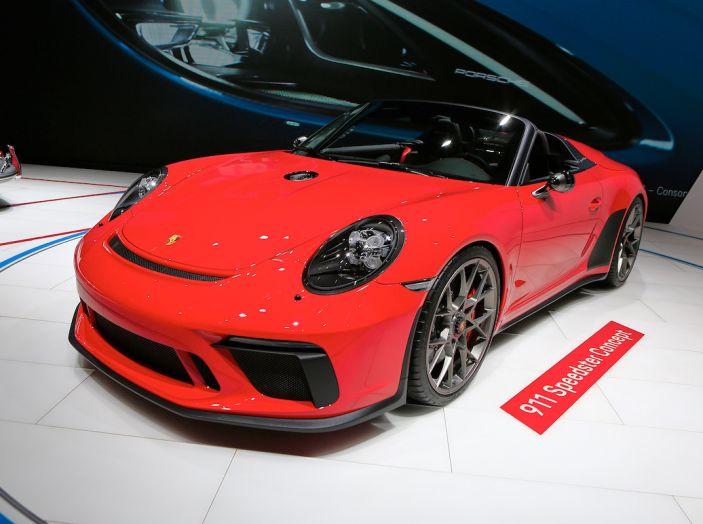 Porsche 911 Speedster: il ritorno di un mito per il 70° anniversario