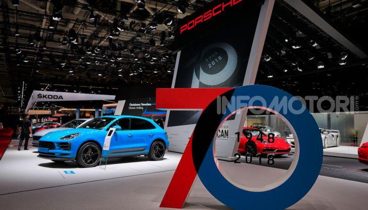 Porsche Macan 2019 arriva negli USA al Salone di Los Angeles - Foto 7 di 22