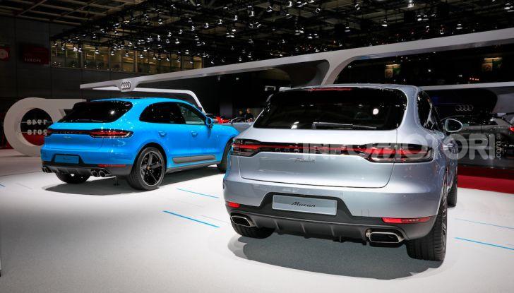 Nuova Porsche Macan: tempo di restyling per il SUV tedesco - Foto 12 di 22