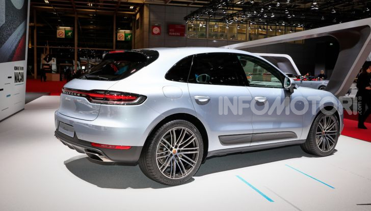 Nuova Porsche Macan: tempo di restyling per il SUV tedesco - Foto 13 di 22