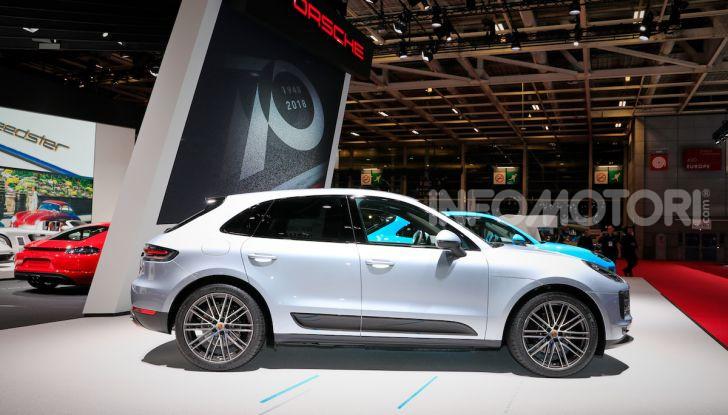 Porsche Macan 2019 arriva negli USA al Salone di Los Angeles - Foto 14 di 22