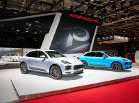 Porsche Macan 2019 arriva negli USA al Salone di Los Angeles