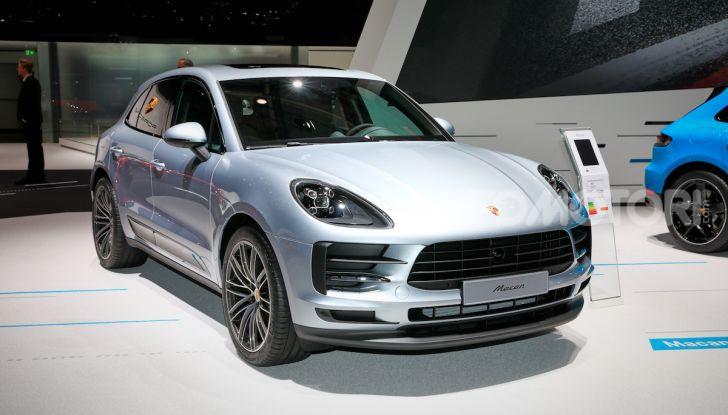 Nuova Porsche Macan: tempo di restyling per il SUV tedesco - Foto 16 di 22