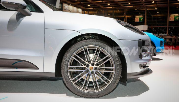 Porsche Macan 2019 arriva negli USA al Salone di Los Angeles - Foto 18 di 22