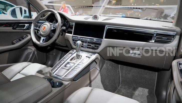 Nuova Porsche Macan: tempo di restyling per il SUV tedesco - Foto 19 di 22