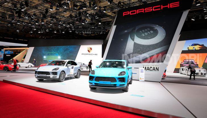 Nuova Porsche Macan: tempo di restyling per il SUV tedesco - Foto 22 di 22