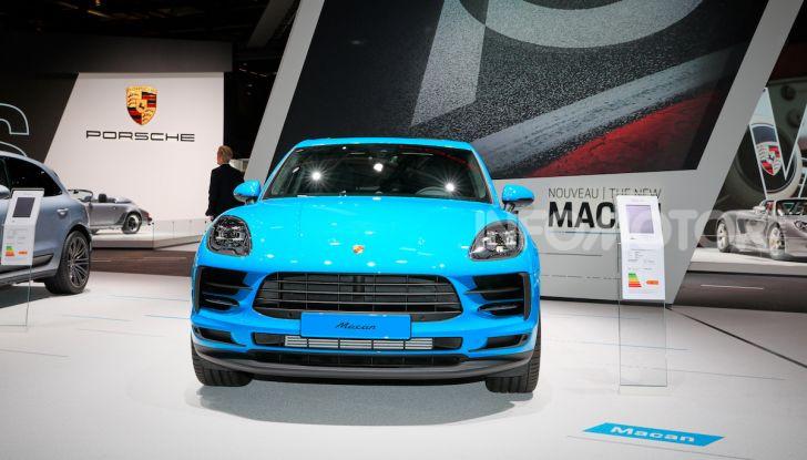 Porsche Macan 2019 arriva negli USA al Salone di Los Angeles - Foto 6 di 22