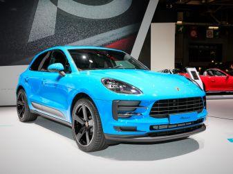 Nuova Porsche Macan: tempo di restyling per il SUV tedesco
