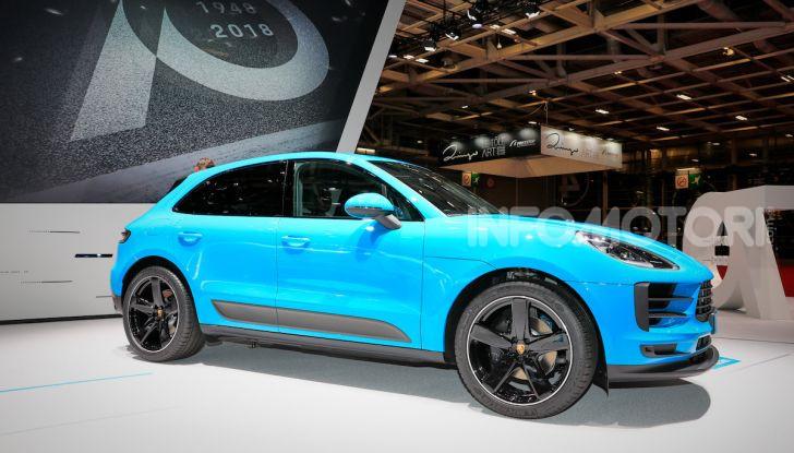 Porsche Macan 2019 arriva negli USA al Salone di Los Angeles - Foto 3 di 22
