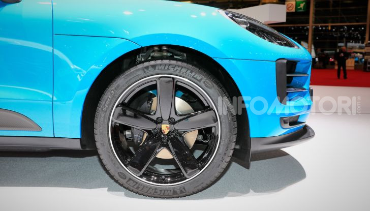 Porsche Macan 2019 arriva negli USA al Salone di Los Angeles - Foto 8 di 22