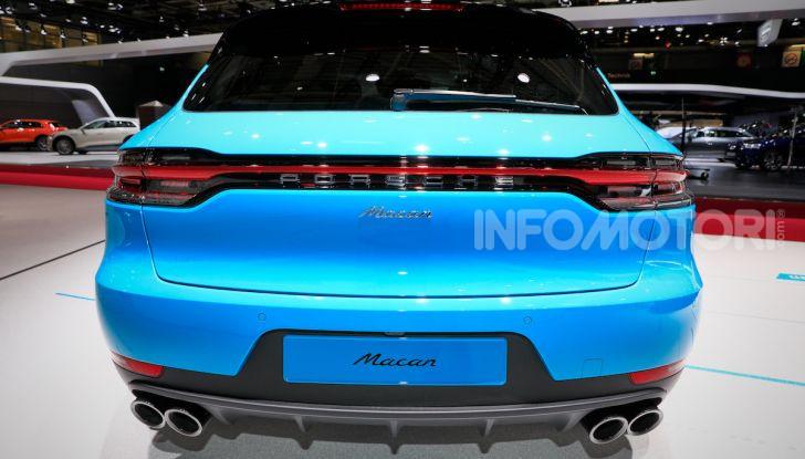 Nuova Porsche Macan: tempo di restyling per il SUV tedesco - Foto 2 di 22