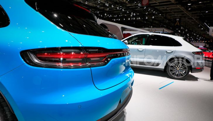 Nuova Porsche Macan: tempo di restyling per il SUV tedesco - Foto 4 di 22