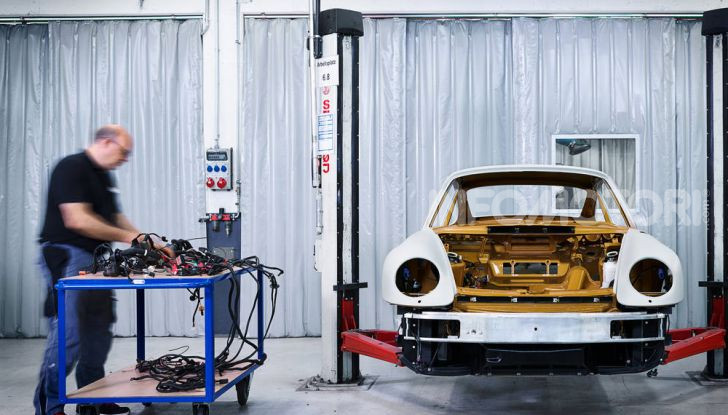 Porsche Project Gold 993 Turbo venduta a 3 milioni di dollari - Foto 4 di 7
