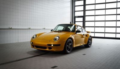 Porsche Project Gold 993 Turbo venduta a 3 milioni di dollari