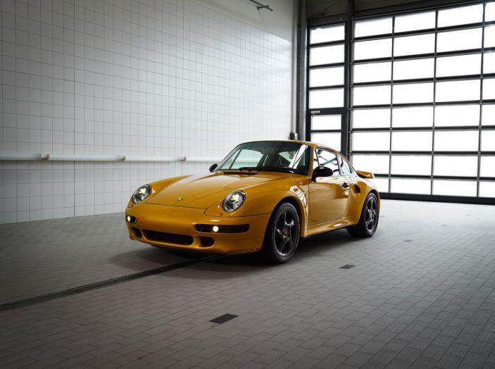 Porsche Project Gold 993 Turbo venduta a 3 milioni di dollari
