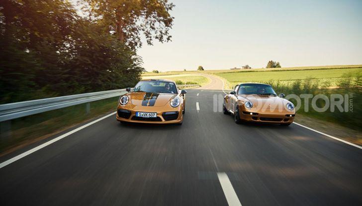 Porsche Project Gold 993 Turbo venduta a 3 milioni di dollari - Foto 5 di 7