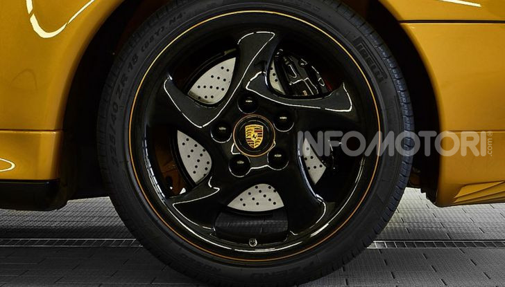 Porsche Project Gold 993 Turbo venduta a 3 milioni di dollari - Foto 6 di 7