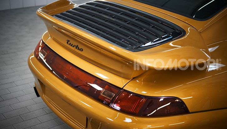 Porsche Project Gold 993 Turbo venduta a 3 milioni di dollari - Foto 3 di 7
