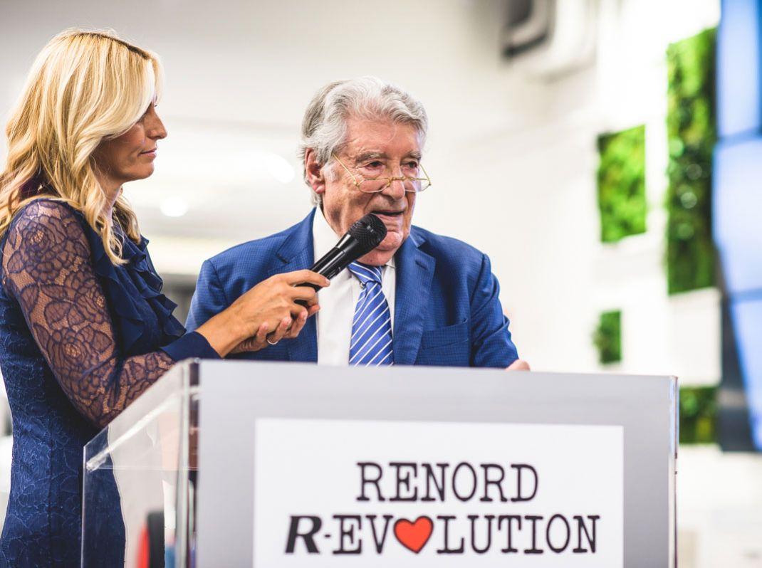 Renato Bolciaghi Titolare Renord