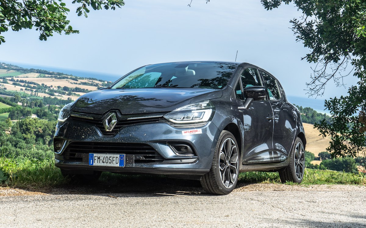 Renault Clio 2018 Test Drive
