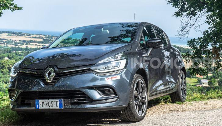 Renault Clio Duel 2018: Prova su strada della best-seller italiana con 90 CV - Foto 25 di 36