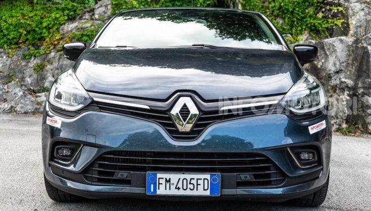 Renault Clio Duel 2018: Prova su strada della best-seller italiana con 90 CV - Foto 15 di 36