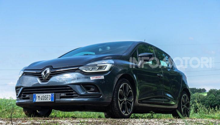 Renault Clio Duel 2018: Prova su strada della best-seller italiana con 90 CV - Foto 28 di 36