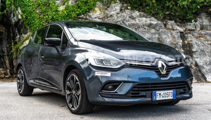 Renault Clio Duel 2018: Prova su strada della best-seller italiana con 90 CV - Foto 16 di 36