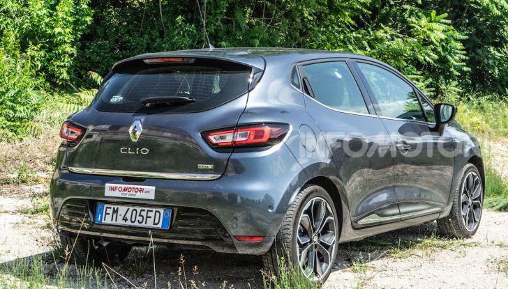 Renault Clio Duel 2018: Prova su strada della best-seller italiana con 90 CV - Foto 35 di 36