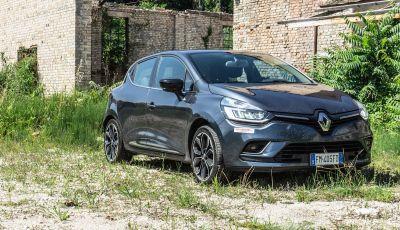 Renault Clio Duel 2018: Prova su strada della best-seller italiana con 90 CV