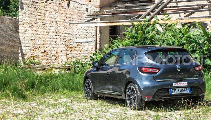Renault Clio Duel 2018: Prova su strada della best-seller italiana con 90 CV - Foto 34 di 36