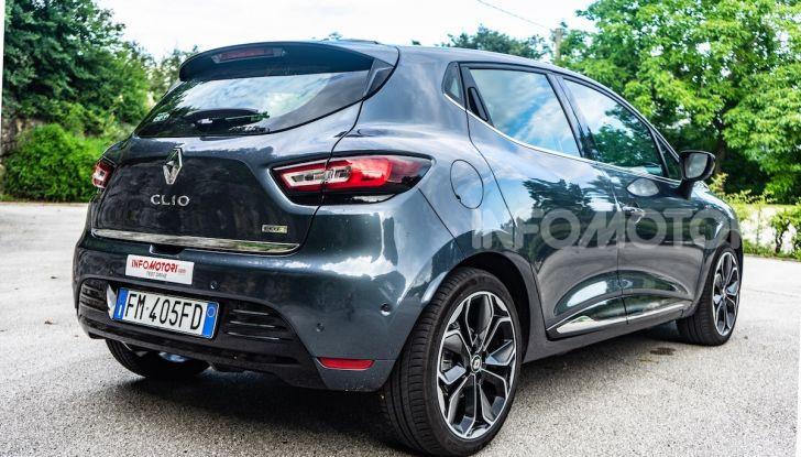 Renault Clio Duel 2018: Prova su strada della best-seller italiana con 90 CV - Foto 19 di 36