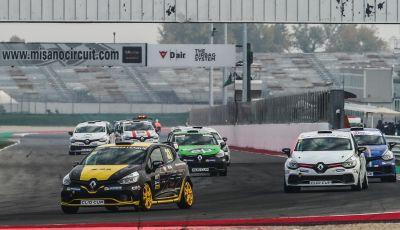 Clio Cup Press League 2018: il nostro weekend in pista a Misano
