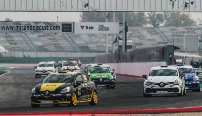 Clio Cup Press League 2018: il nostro weekend in pista a Misano