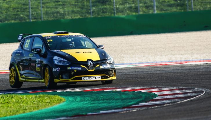 Clio Cup Press League 2018: il nostro weekend in pista a Misano - Foto 3 di 12