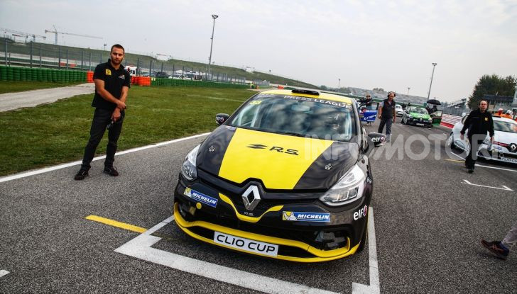Clio Cup Press League 2018: il nostro weekend in pista a Misano - Foto 4 di 12