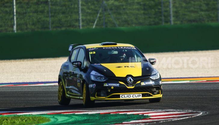 Clio Cup Press League 2018: il nostro weekend in pista a Misano - Foto 6 di 12