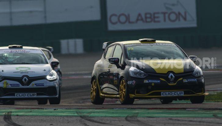 Clio Cup Press League 2018: il nostro weekend in pista a Misano - Foto 7 di 12