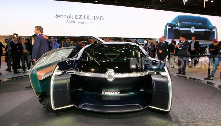 Renault Ez-Ultimo - Foto 1 di 11