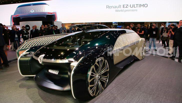 Renault Ez-Ultimo - Foto 2 di 11
