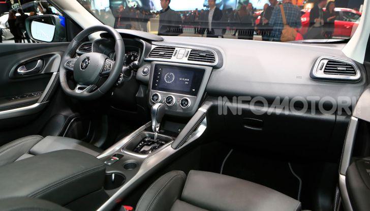 Renault Kadjar 2018: tecnica rivista per il crossover alla francese - Foto 11 di 15