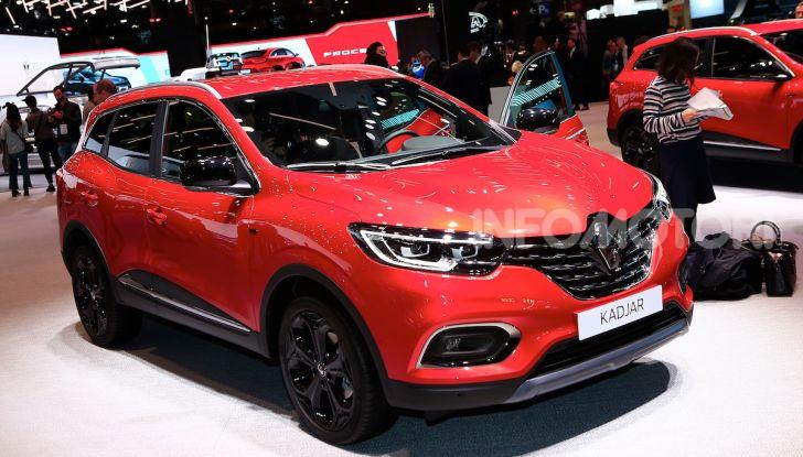 Renault Kadjar 2018: tecnica rivista per il crossover alla francese - Foto 12 di 15