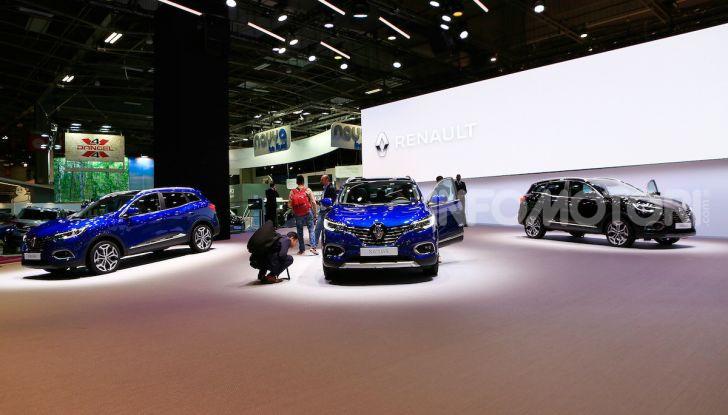 Renault Kadjar 2018: tecnica rivista per il crossover alla francese - Foto 14 di 15