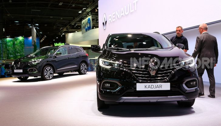 Renault Kadjar 2018: tecnica rivista per il crossover alla francese - Foto 15 di 15