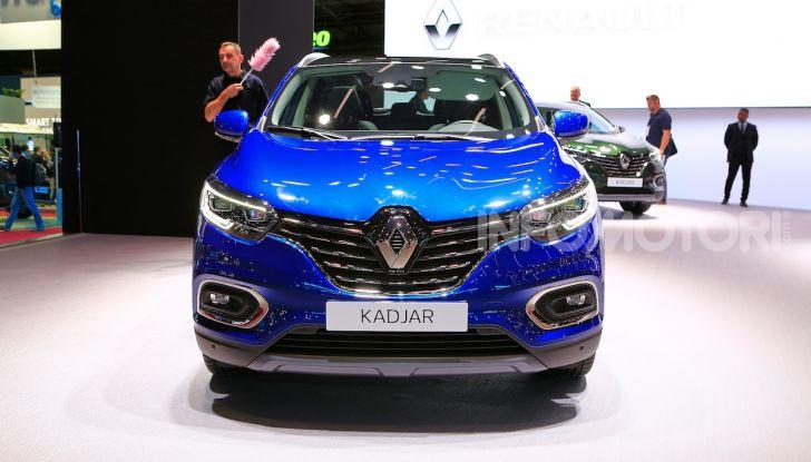 Renault Kadjar 2018: tecnica rivista per il crossover alla francese - Foto 2 di 15