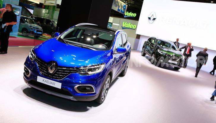 Renault Kadjar 2018: tecnica rivista per il crossover alla francese - Foto 3 di 15