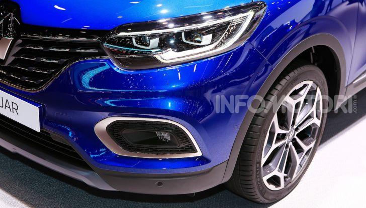 Renault Kadjar 2018: tecnica rivista per il crossover alla francese - Foto 4 di 15