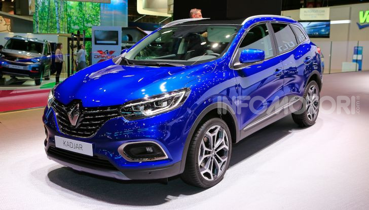 Renault Kadjar 2018: tecnica rivista per il crossover alla francese - Foto 1 di 15