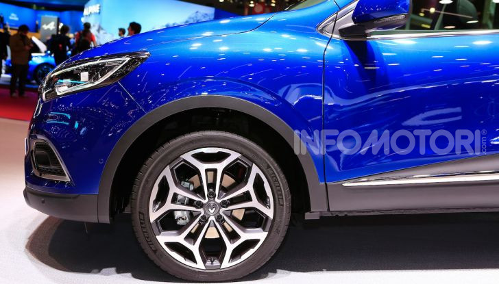 Renault Kadjar 2018: tecnica rivista per il crossover alla francese - Foto 5 di 15